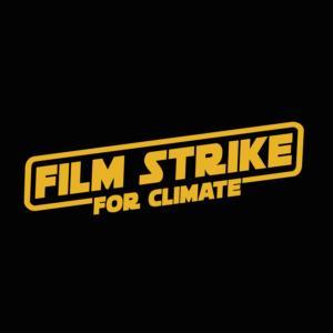 Film Strike For Climate logo