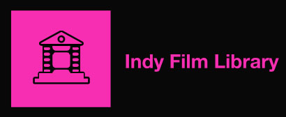 Indy Film Library logo
