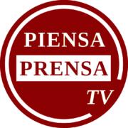 Piensa Prensa (Think Press) logo